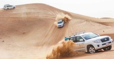 Turizam u Abu Dhabiju pokrenuo je novi off-road projekt