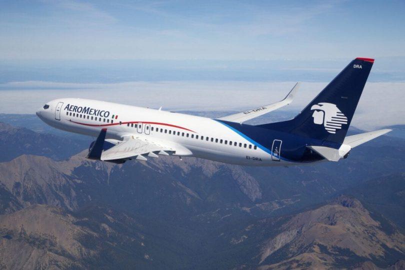 Aeromexico: 1.116 میلیون مسافر در دسامبر سال 2020