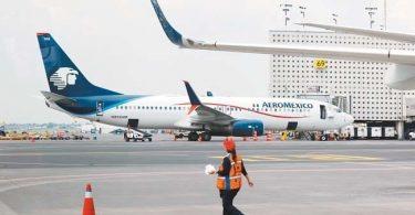 شرکت Aeromexico مذاکرات خود را با اتحادیه ها ادامه می دهد