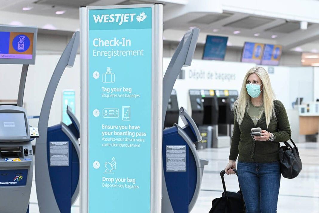 WestJet slashes capacity over 'rushed government testing regime'