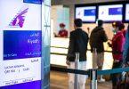 Qatar Airways-ek Riadera hegaldiak berreskuratu ditu
