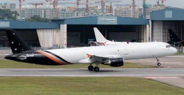 বিশ্বের প্রথম এয়ারবাস A321P2F বিতরণ করা হয়েছে