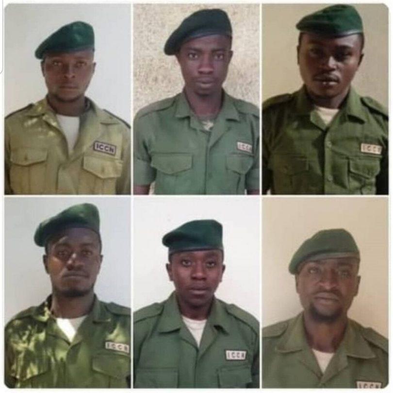 6 strážců zabitých při teroristickém útoku na národní park Virunga