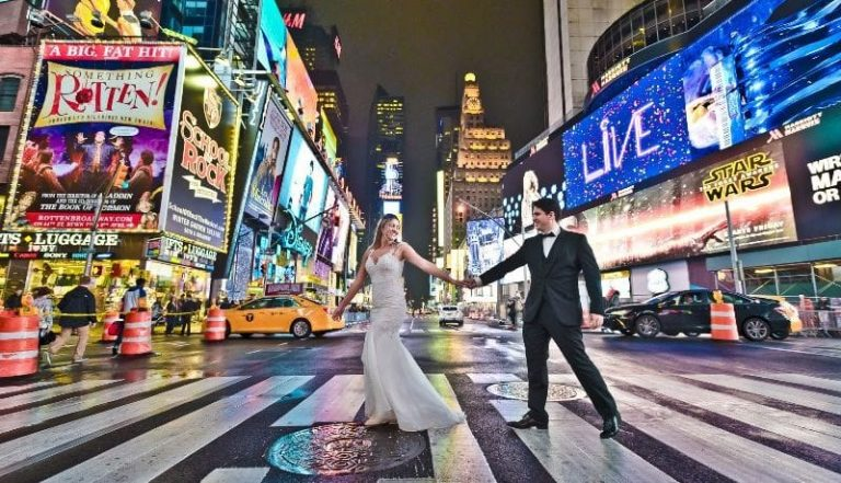 Wedding destinations Brits are dreaming of in 2021