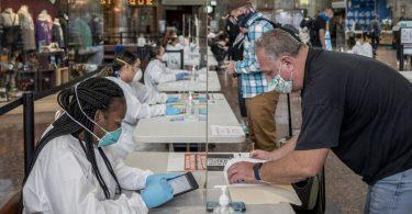 Аруба жаңы CDC мандаты үчүн COVID-19 тестирлөө мүмкүнчүлүгүн кеңейтет