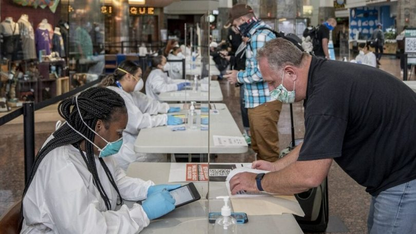Aruba zgjeron aftësinë e testimit COVID-19 për mandatin e ri të CDC