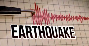 Një tërmet i fuqishëm godet Sulawesi, Indonezi