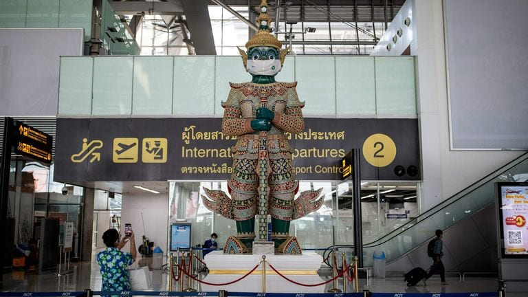 Bangkok tightens COVID-19 restrictions