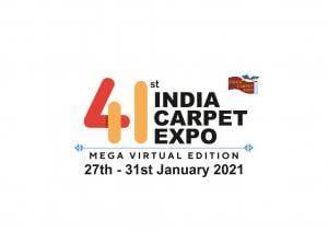 41st India Carpet Expo - Mega Virtual Edition