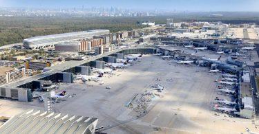 Tarehimarika momba ny fifamoivoizana Fraport