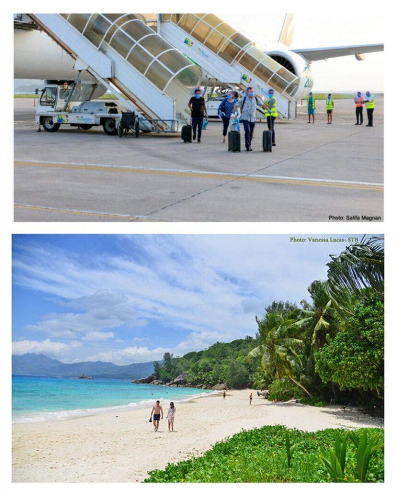 Seychelles dia nanamora ny fitsidihan'ny mpitsidika azy