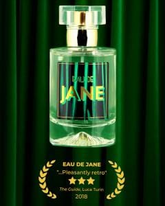 "Prominent Canadian Beauty Blogger Releases New Retro Fragrance ""Eau de Jane"""