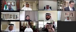 The first Board of Directors meeting of Etihad Credit Insurance in 2021