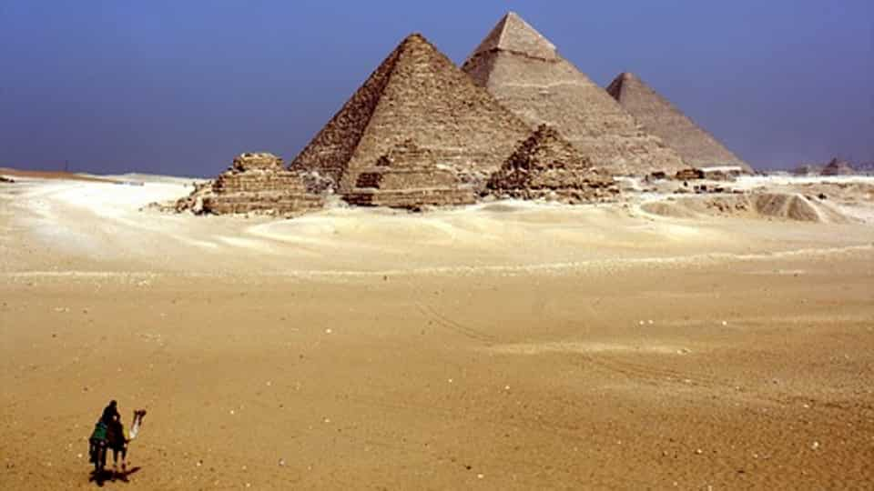 Egypt wants to have tourism come back, but safely