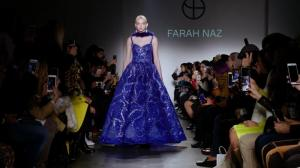 Farah Naz New York Shares the Runway with Fashion Industry Leaders