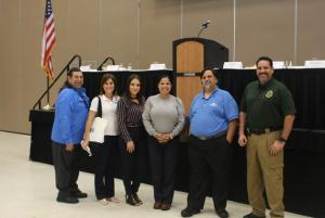 Connecting With The Hispanic Community: Efforts By Port Arthur Texas Police Department