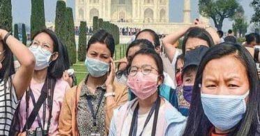 Indien turistbudget