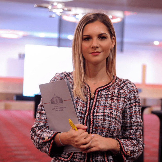 Tourism has a new Hero: Kornelia Ferizaj from Albania