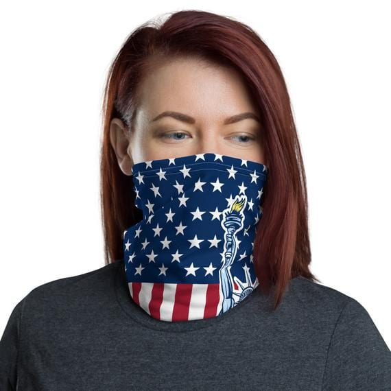 The safest mask to wear is deadly upsetting to Americans
