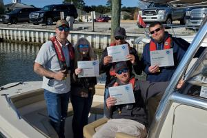 National Safe Boating Council Certified Trainers