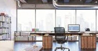 канцелариски простор