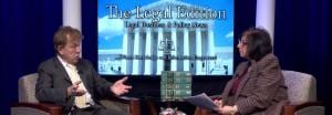 The Legal Edition Host, Mary Kay Elloian & Renowned Expert on PTSD, Dr. Roger Pitman