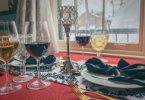 Valentins middagsindstilling 2021