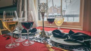 Maxwell Mansion and The Cheel Partner to Offer an Elegant Valentine's Dinner