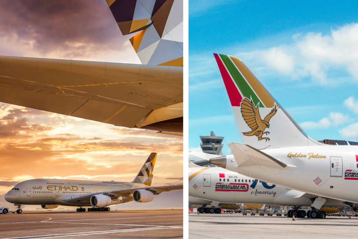 Gulf Air and Etihad Airways announce cooperation agreement