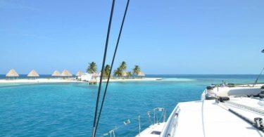 Belize maritime grænser åbnes nu for sejlturisme