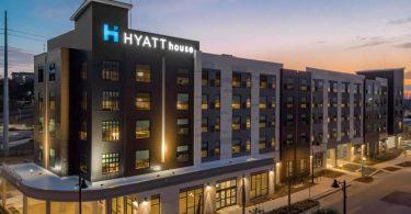 Hyatt House Tallahassee Capitol - Sveučilište otvara se u Umjetničkoj četvrti Railroad Square