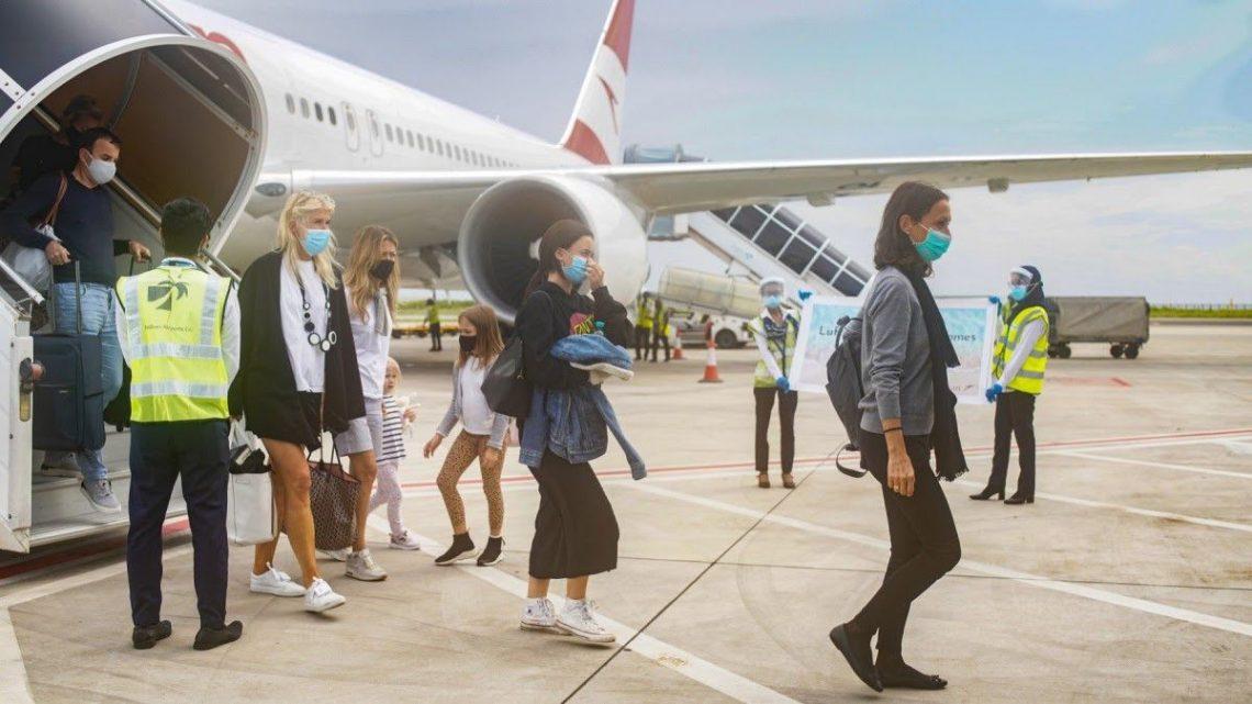 De Maldiven registrearje mear dan 100,000 toeristyske oankomst foar 2021