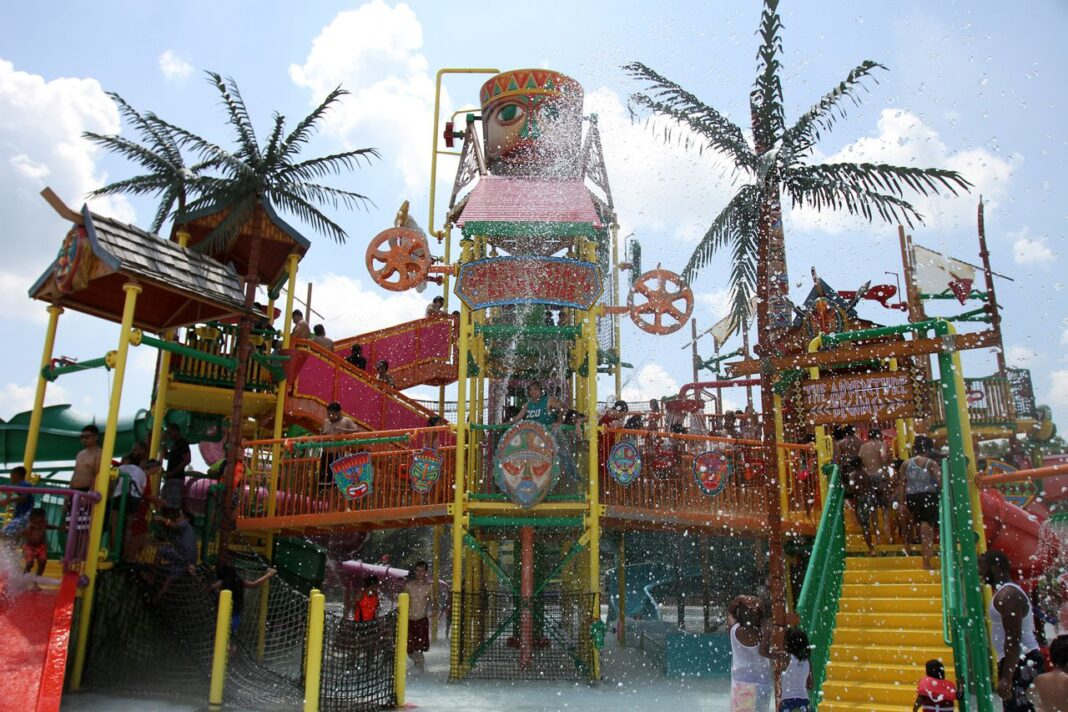 Ever wanted to own your own amusement park?