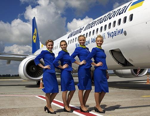Ucrânia International Airlines inicia reinício de voos na primavera