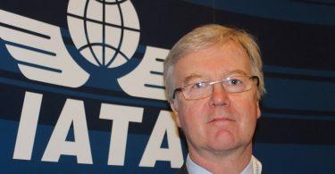 IATA's Chief Economist retires