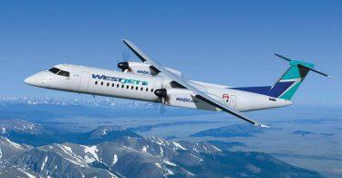 वेस्टजेट चार घरेलू हवाई अड्डों के लिए सेवा प्रदान करता है