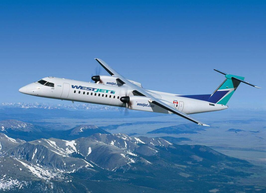 WestJet suspends service to four domestic airports
