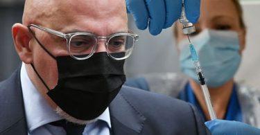 英国のワクチン大臣:最後の国家封鎖