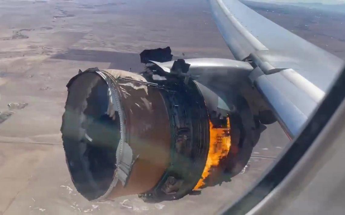 英国は、空域からの欠陥のあるプラット・アンド・ホイットニーエンジンを搭載したボーイング777を禁止します