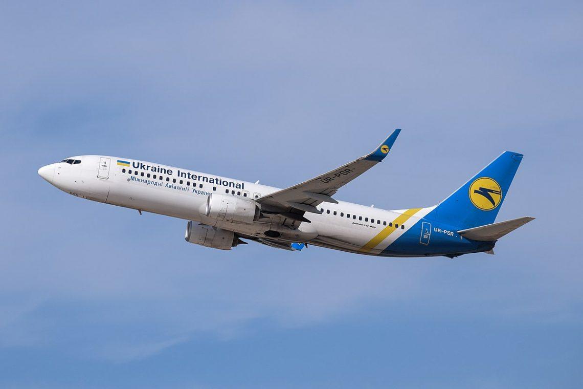 Ukraine International Airlines rekomencas flugojn al Bakuo, Azerbajĝano