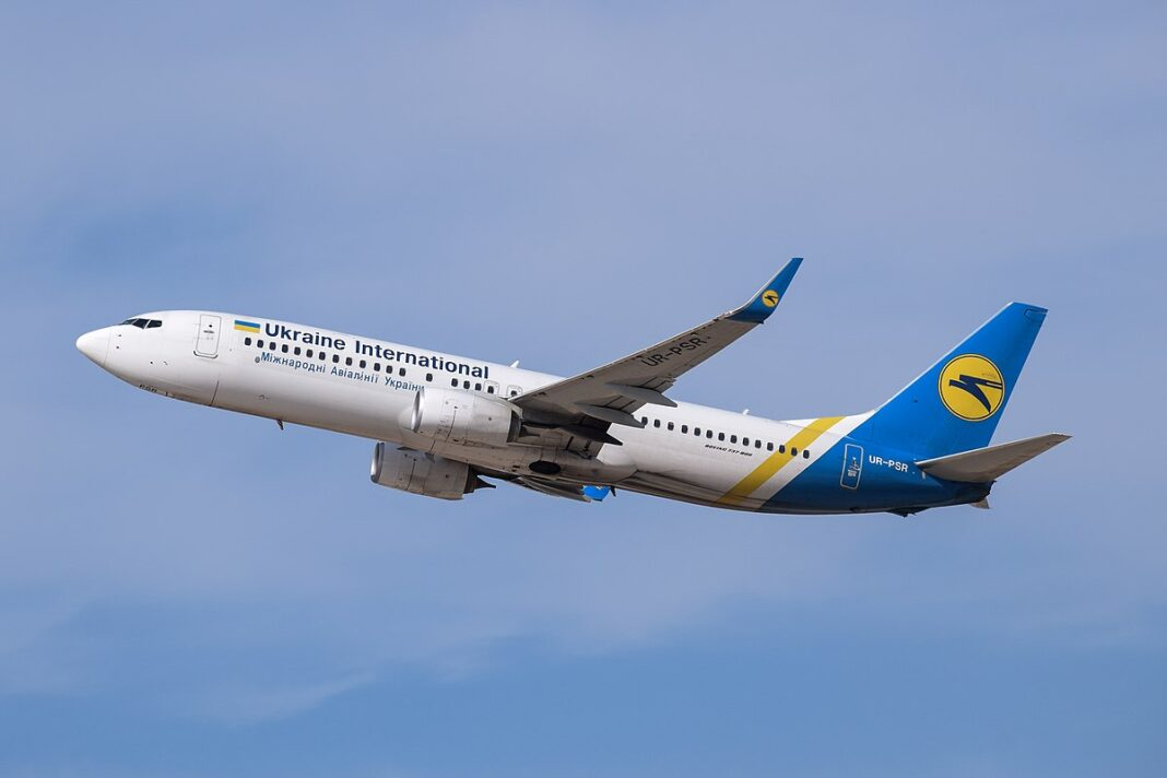 Ukraine International Airlines resumes flights to Baku, Azerbaijan