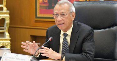 Thailands minister for turisme og sport, Phiphat Ratchakitprakarn