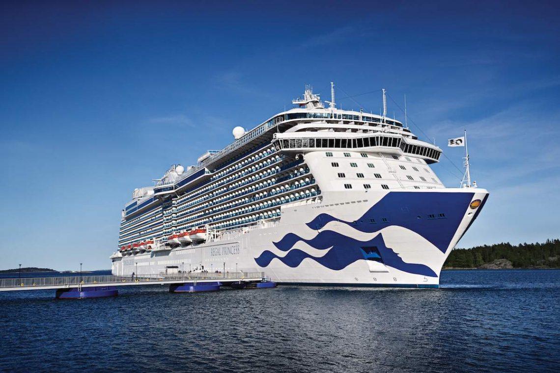 Princess Cruises melanjutkan jeda pada 2021 pelayaran Alaska, Pantai Pasifik dan Kanada & New England