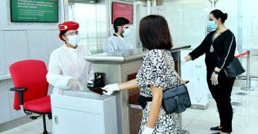 Emirates and Dubai Health Authority create seamless travelers' digital COVID-19 records verification