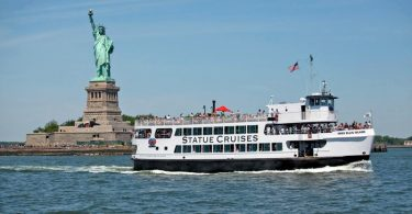 Statue Cruises to provide ferry service to the Statue of Liberty and Ellis Island