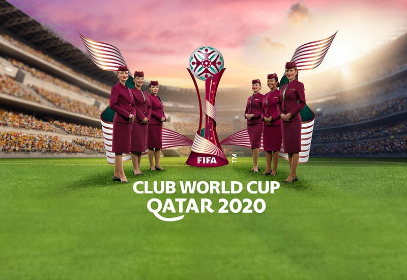 Qatar Airways named Official Airline of the FIFA Club World Cup