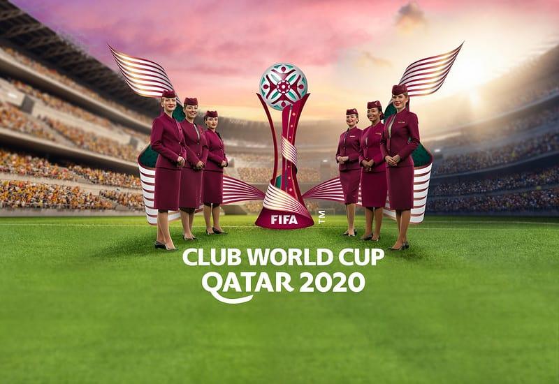 Qatar Airways стана официална авиокомпания на Световната купа на FIFA Club