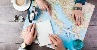 Hvilke feriemål søker amerikanerne etter i 2021?