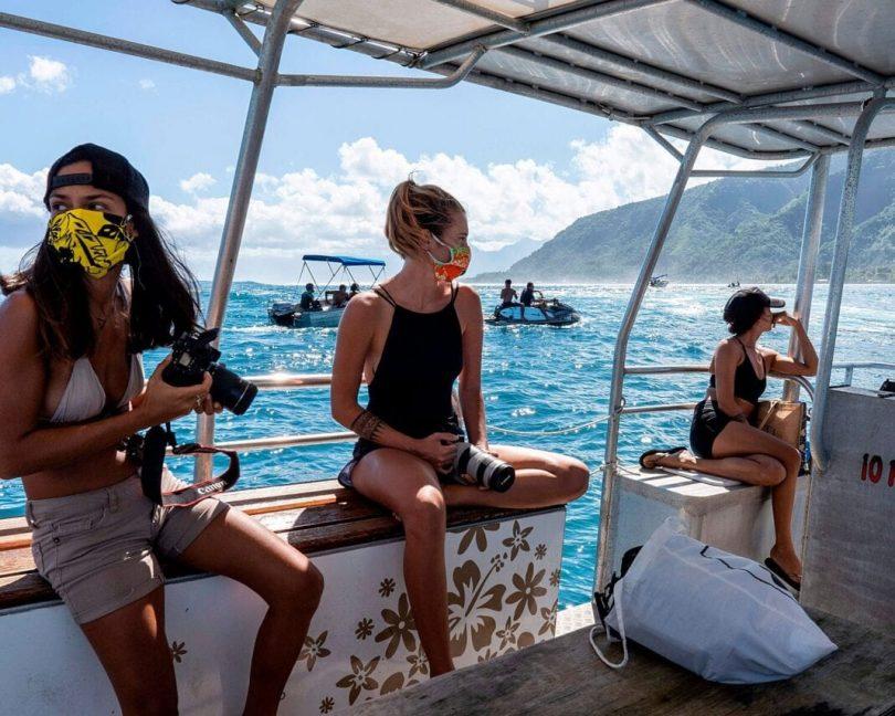Polinésia Francesa fechada para turistas