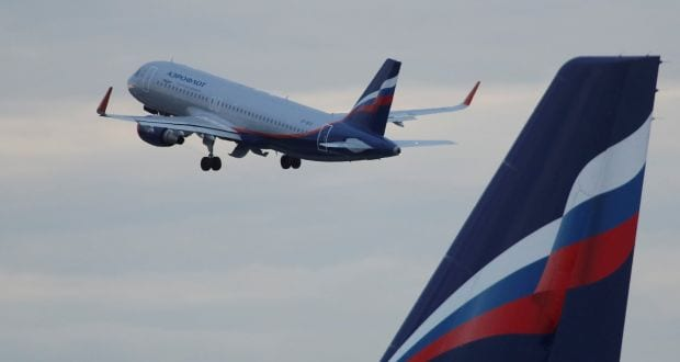 Russia resumes international flights from two more cities